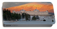 Mt. Washinton Hotel Portable Battery Charger