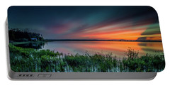 Mud Bay Sunset 4 Portable Battery Charger