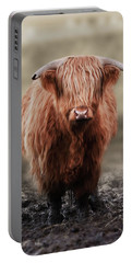 Muddy Moo The Heilan Coo Portable Battery Charger