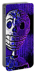 Portable Battery Charger featuring the photograph Muertos 2 by Pamela Cooper