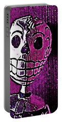 Portable Battery Charger featuring the photograph Muertos 3 by Pamela Cooper