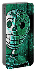 Portable Battery Charger featuring the photograph Muertos 4 by Pamela Cooper