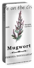 Mugwort Portable Battery Charger