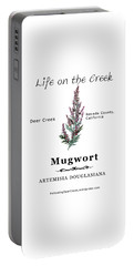 Mugwort Portable Battery Charger