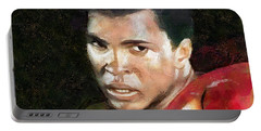 Muhammad Ali - Legend Portable Battery Charger