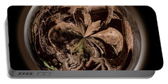 Portable Battery Charger featuring the photograph Muir Woods Orb by Judy Wolinsky