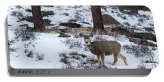 Mule Deer - 8922 Portable Battery Charger