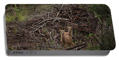 Muledeerfawns2 Portable Battery Charger