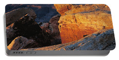 Muley Point Sunrise Portable Battery Charger