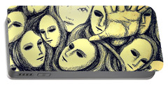 Multiple Personalities Portable Battery Charger