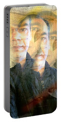 Portable Battery Charger featuring the photograph Multiverse by Prakash Ghai
