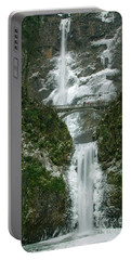 Multnomah Falls Ice Portable Battery Charger