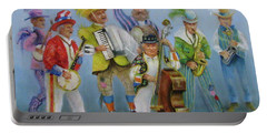 Mummers Jam Session Portable Battery Charger