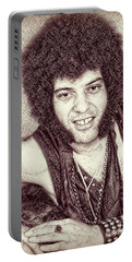 Mungo Jerry Portrait - Drawing Portable Battery Charger