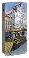 Munich Fruit Seller Portable Battery Charger