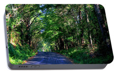 Portable Battery Charger featuring the photograph Murphy Mill Road - 2 by Jerry Battle