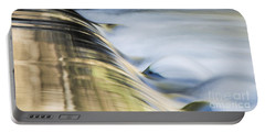 Portable Battery Charger featuring the photograph Murrumbidgee River by Angela DeFrias
