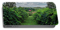 Muscadine View Portable Battery Charger