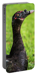 Muscovy Duck-0271 Portable Battery Charger