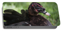 Muscovy Duck-0314 Portable Battery Charger