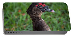 Muscovy Duck-0318 Portable Battery Charger