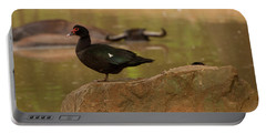 Muscovy Duck Portable Battery Charger
