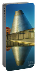 Museum Of Glass Tower Portable Battery Charger