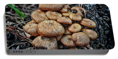 Mushroom Nest Portable Battery Charger