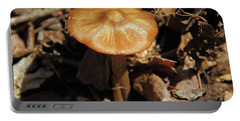 Mushroom Rising Portable Battery Charger