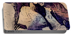 Music Icons - Bruce Springsteen IIi Portable Battery Charger