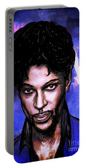 Music Legend  Prince Portable Battery Charger