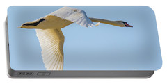 Mute Swan Portable Battery Charger by Jivko Nakev