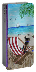 My 3 By The Sea Portable Battery Charger