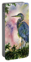 My Blue Heron Portable Battery Charger