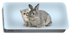 My Bunny Little Friend Portable Battery Charger
