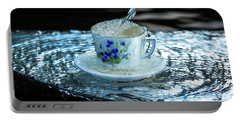 My Cup Overflow Portable Battery Charger by Rose-Marie Karlsen