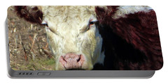 My Favorite Cow Portable Battery Charger by Tina M Wenger