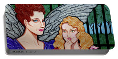 My Guardian Angel Portable Battery Charger by Tara Hutton