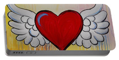 My Heart Has Wings Portable Battery Charger