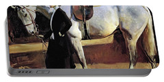 My Horse Is My Friend  Portable Battery Charger
