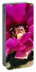My Petals Runneth Over Portable Battery Charger