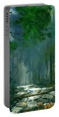 My Secret Place II Portable Battery Charger by Michael Swanson