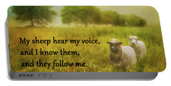 My Sheep Hear My Voice Portable Battery Charger
