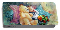 My Teddy And Me 05 Portable Battery Charger