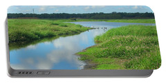Myakka River Reflections Portable Battery Charger