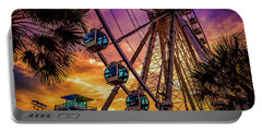 Myrtle Beach Skywheel Portable Battery Charger