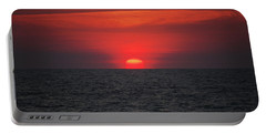 Myrtle Beach Sunrise 1 Portable Battery Charger