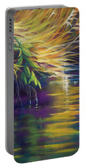 Mystic Grasses Portable Battery Charger
