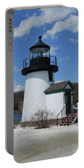 Mystic Lighthouse Portable Battery Charger