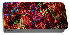 Mystic Lights 16 Portable Battery Charger by Donna Corless